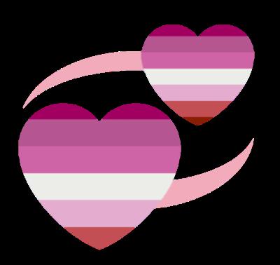 :hearts_swirl_lesbian: